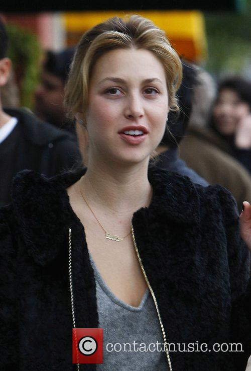 Whitney Port and Mtv 9