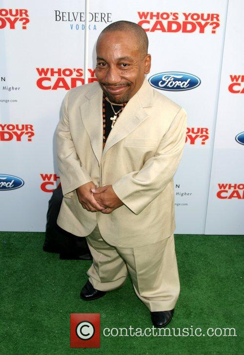 Tony Cox 'Who's Your Caddy!' Premiere held at...