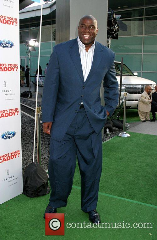 Earvin 'Magic' Johnson 'Who's Your Caddy!' Premiere held...