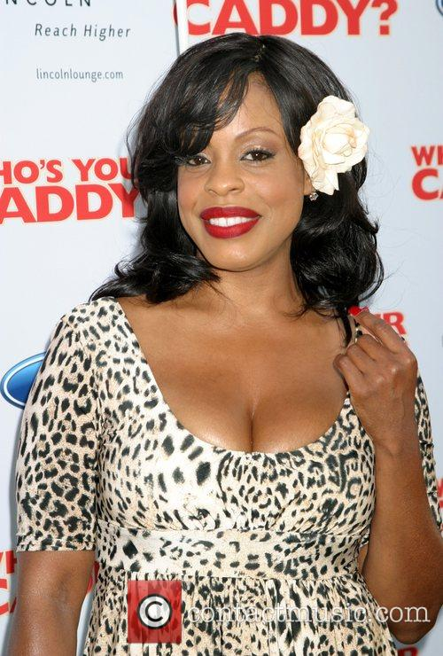'Who's Your Caddy!' Premiere held at the Arclight...