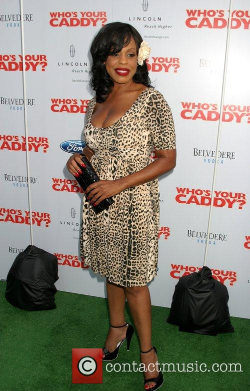 Niecy Nash 'Who's Your Caddy!' Premiere held at...