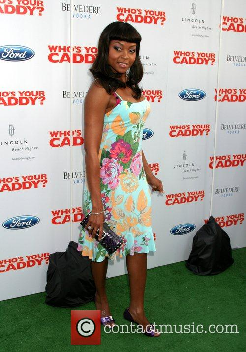 Guest 'Who's Your Caddy!' Premiere held at the...