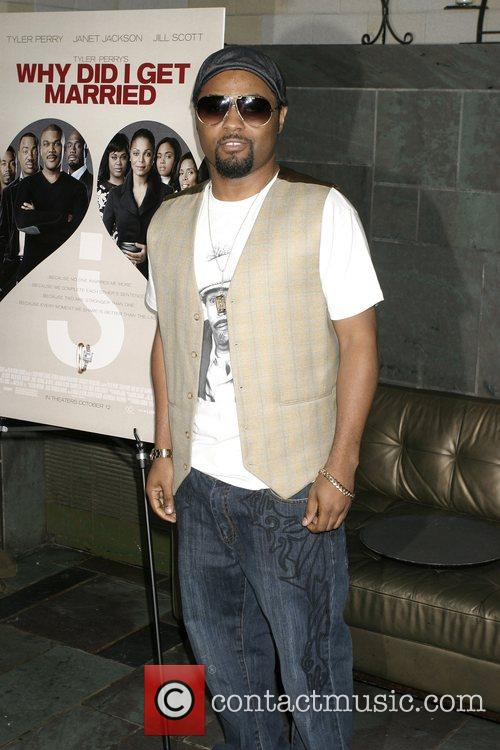 Musiq Souldchild 'Why Did I Get Married?' screening...