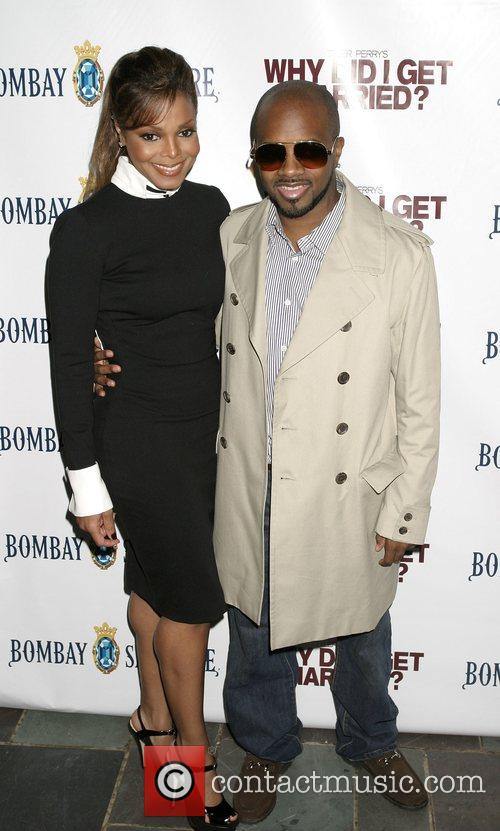 Janet Jackson and Jermaine Dupri  'Why Did...