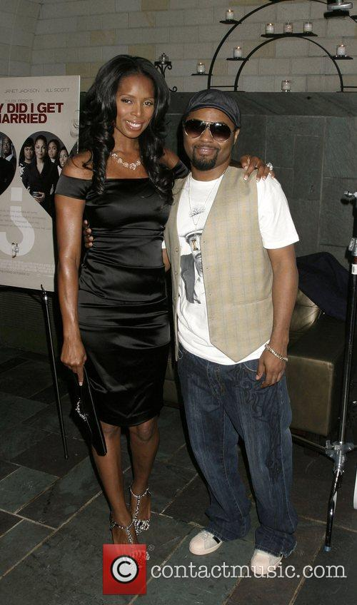 Tasha Smith and Musiq Soulchild