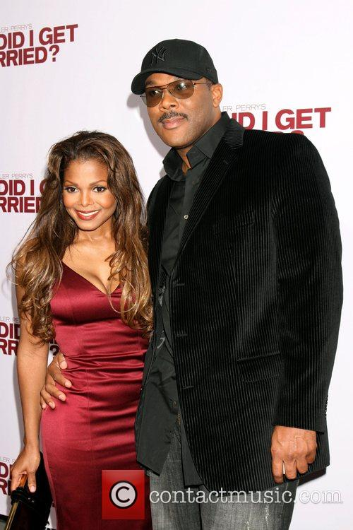 Janet Jackson and Tyler Perry 5