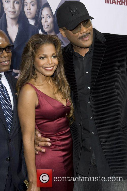 Janet Jackson and Tyler Perry 9