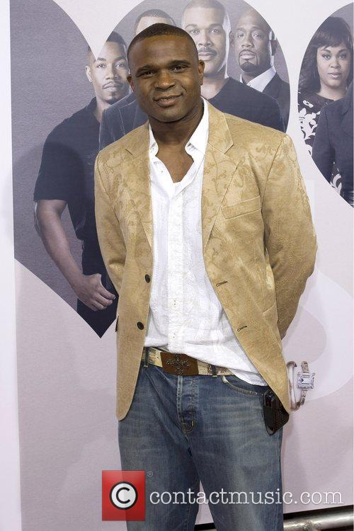 Darius McCrary World film premiere of 'Why Did...