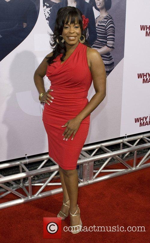 Niecy Nash World film premiere of 'Why Did...