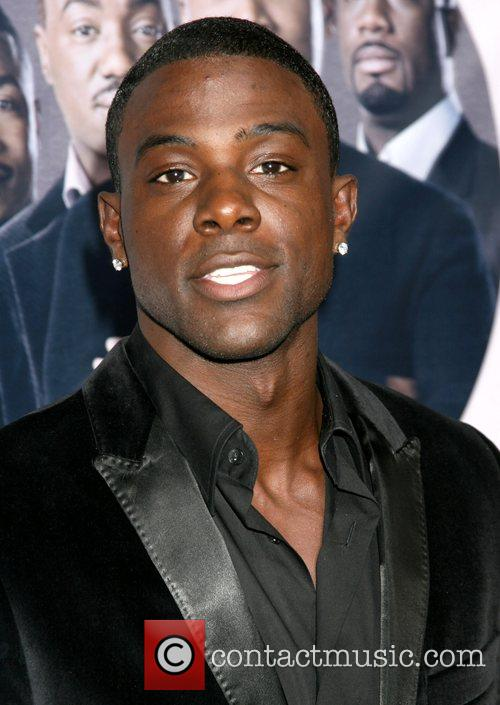 Lance Gross World film premiere of 'Why Did...