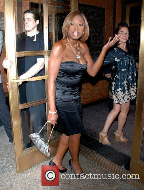 Star Jones 'Why Did I Get Married?' screening...