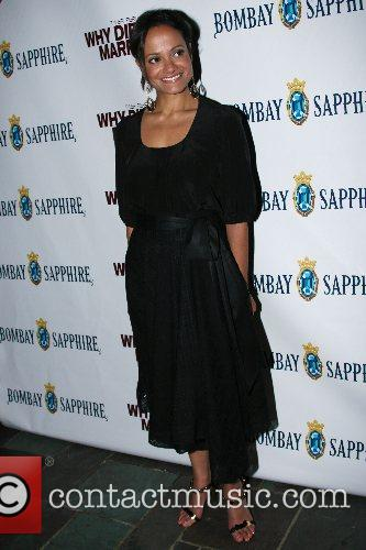 Judy Reyes New York Premiere of 'Why Did...