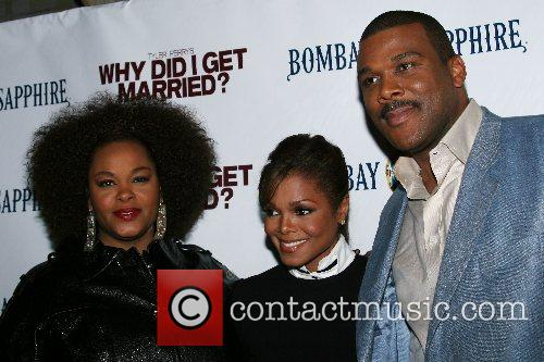 Jill Scott, Janet Jackson, and Tyler Perry New...
