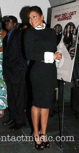 Janet Jackson New York Premiere of 'Why Did...