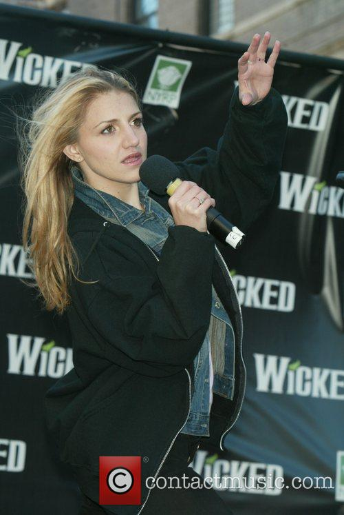 Annaleigh Ashford and Wicked 7