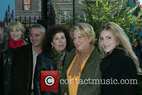 Lisa Brescia, Bette Midler and Wicked 5