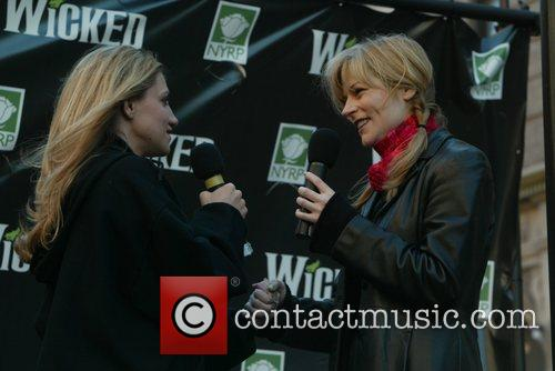 Annaleigh Ashford and Wicked 3