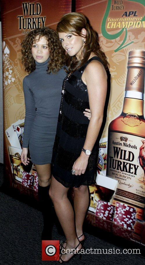 Wild Turkey APL poker tournament