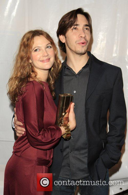 Drew Barrymore and Justin Long 5