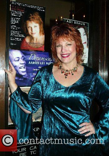 Singer/actress Devlin promotes her upcoming concert 'Wild Women'...