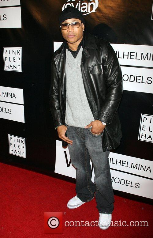 LL Cool J Wilhelmina models celebrate 40 years...