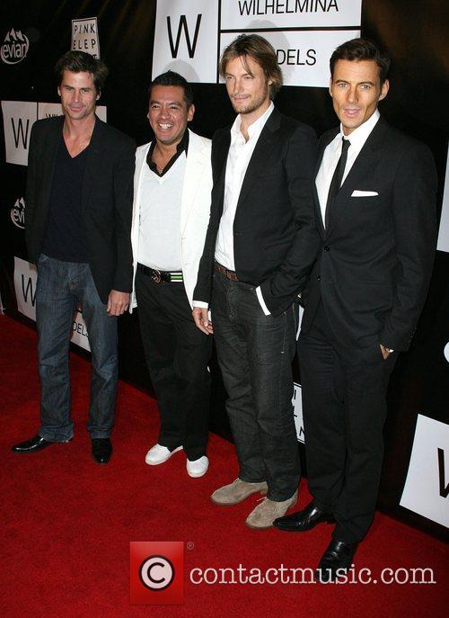 Mark Vanderloo, Sean Patterson, Gabriel Aubrey and Alex...