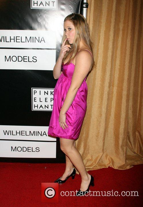 Amy Schummer Wilhelmina models celebrate 40 years of...