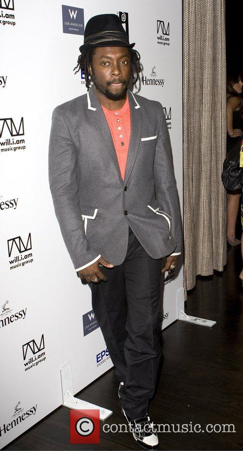 will.i.am Launch party for 'Songs About Girls' the...