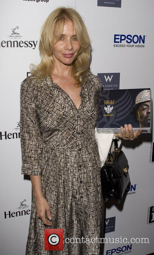 Rosanna Arquette Launch party for 'Songs About Girls'...