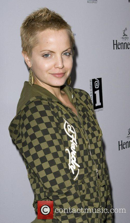 Mena Suvari Launch party for 'Songs About Girls'...