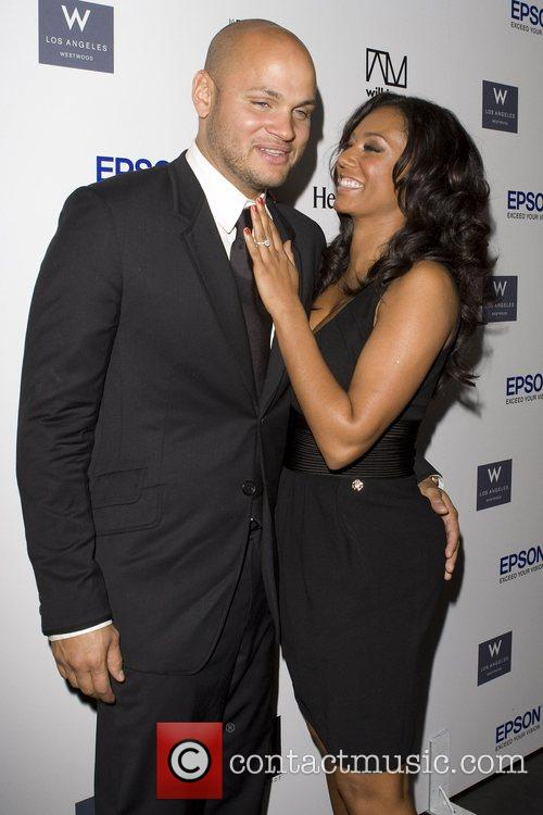 Stephen Belafonte and Melanie Brown Launch party for...