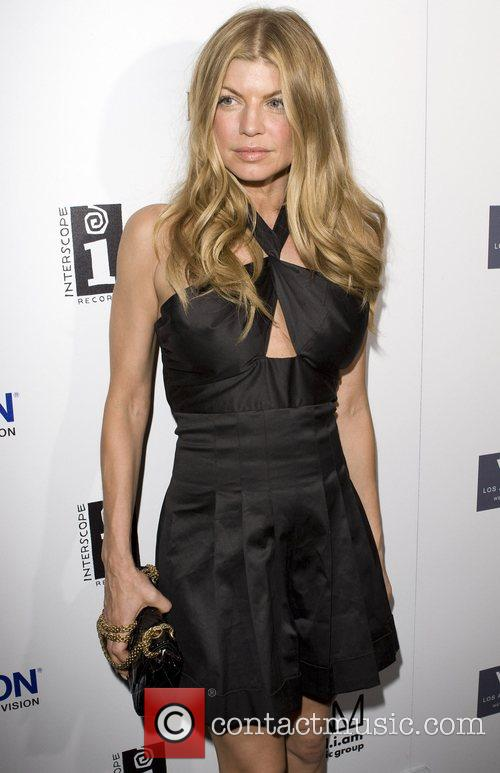 Fergie Launch party for 'Songs About Girls' the...