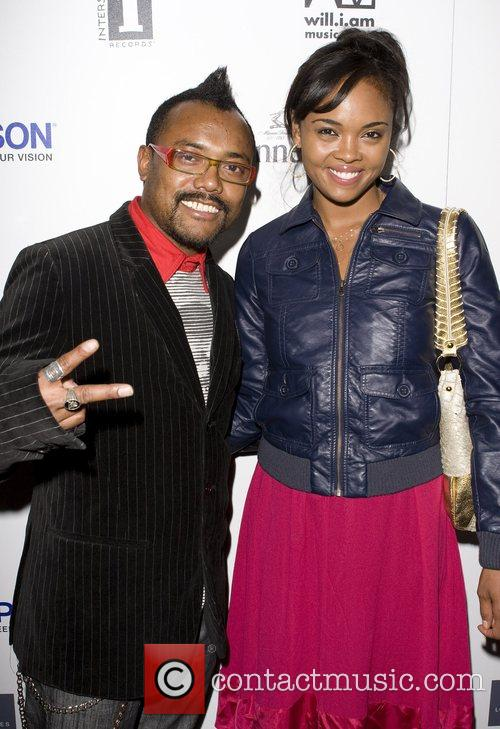 Apl.de.ap and guest Launch party for 'Songs About...