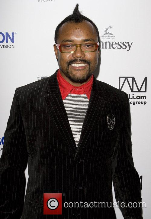 apl.de.ap Launch party for 'Songs About Girls' the...