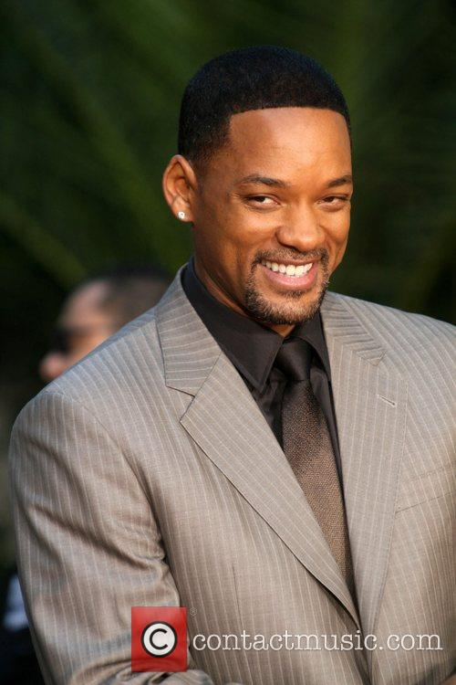 Will Smith Handprint and Footprint Ceremony at the...