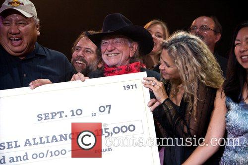 Willie Nelson and Annie Nelson 3