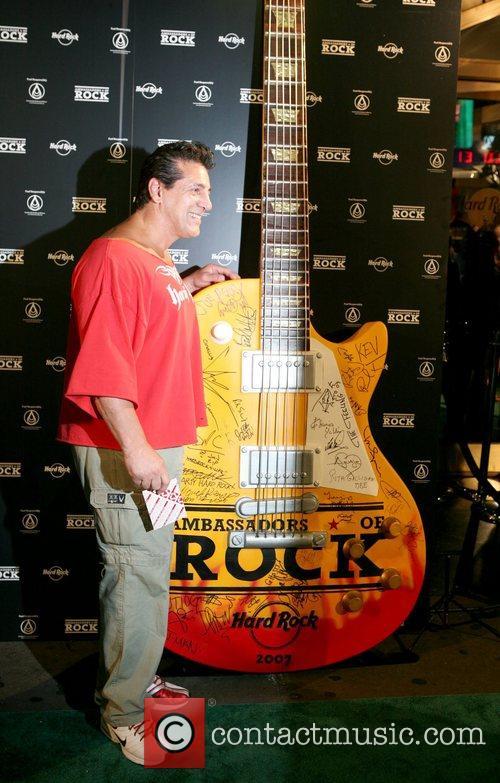 Guest at the 'Hard Rock's 2007 Ambassadors of...