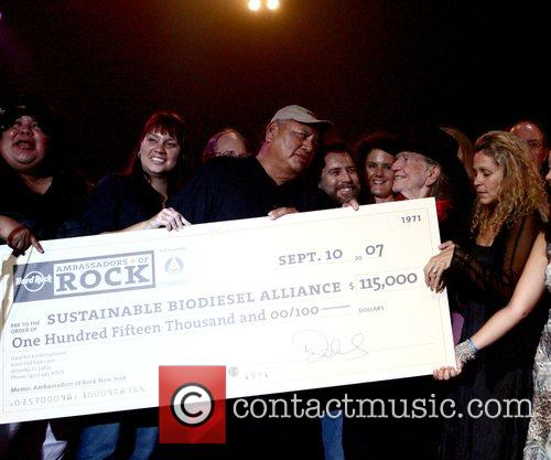 Atmosphere at the 'Hard Rock's 2007 Ambassadors of...