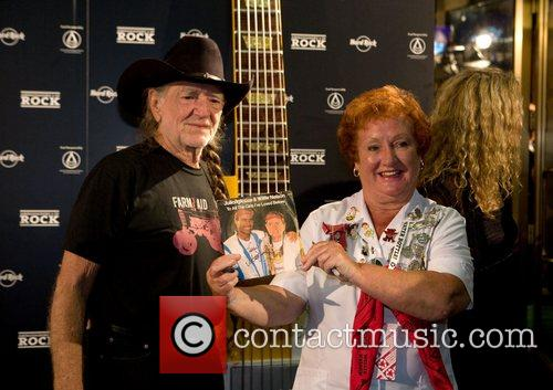 Willie Nelson and Annie Nelson 1