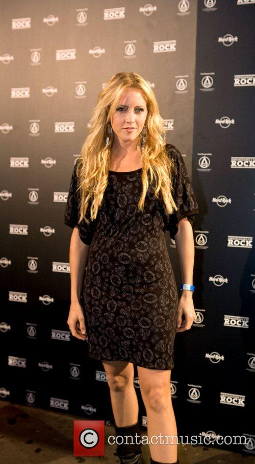 Pauline Reese Singer/songwriter at the 'Hard Rock's 2007...