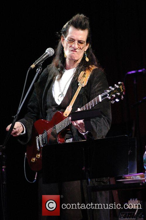Willy DeVille performing at the B.B. King's Blues...