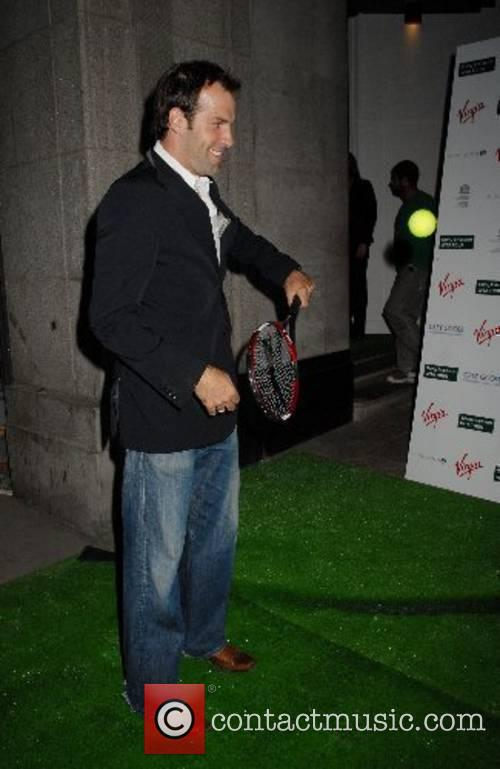 Greg Rusedski Wimbledon Pre-Party at Kensington Roof Gardens...