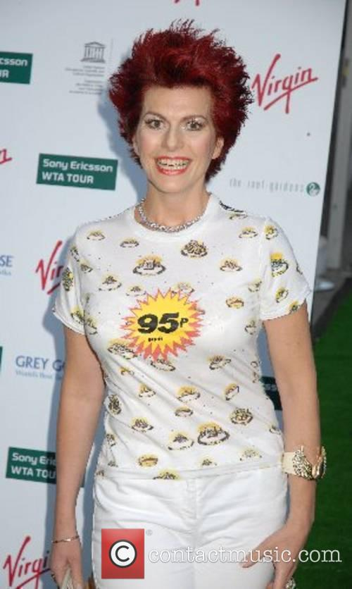 Cleo Rocos Wimbledon Pre-Party at Kensington Roof Gardens...