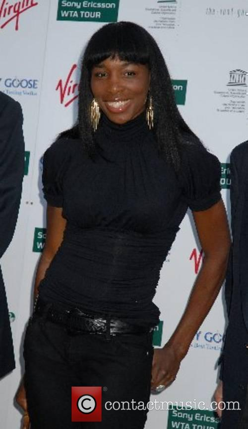 Serena Williams,  Wimbledon Pre-Party at Kensington Roof...