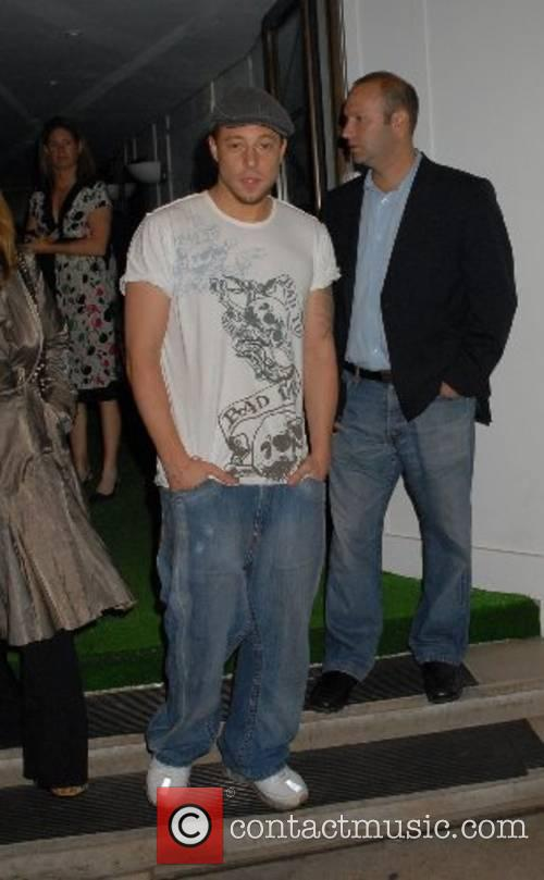 Duncan James,  Wimbledon Pre-Party at Kensington Roof...