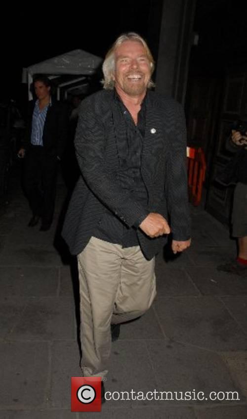 Richard Branson and Wimbledon 12
