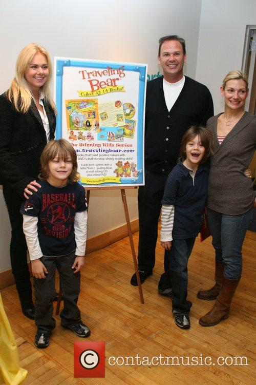 Laura Bell Bundy, Henry Jack Christian, Christian Hainsworth, Will Christian and Beth Ehlers 3