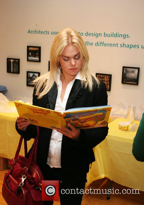 Laura Bell Bundy 'Winning Kids Incorporated' reading at...