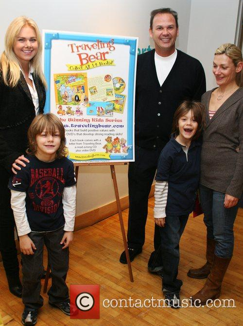 Laura Bell Bundy, Henry Jack Christian, Christian Hainsworth, Will Christian and Beth Ehlers 2