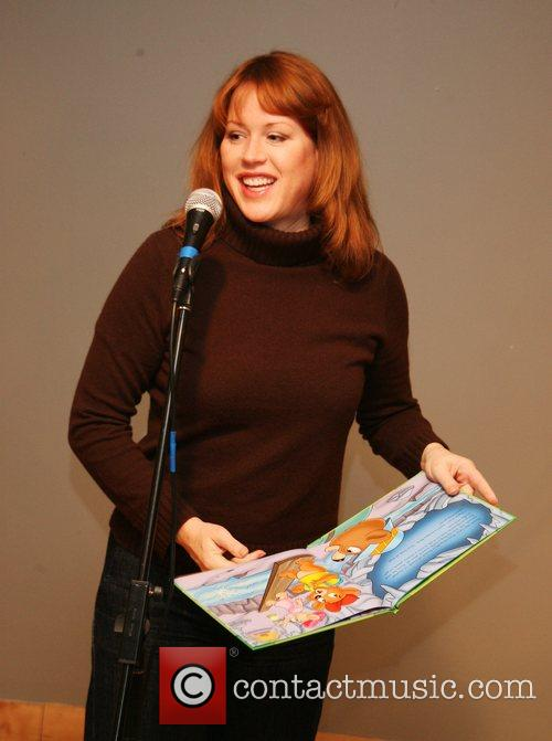 Molly Ringwald 'Winning Kids Incorporated' reading at The...